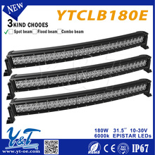 2012 NEW PRODUCT 180w 12v led light bar hot products
