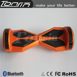 2015 Best Selling gym equipment smart drifting hoverboard/airboard/skateboard with LED light
