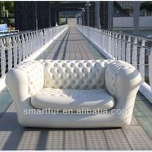 sofá de muebles al aire libre sofá inflable