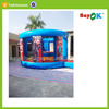 commercial fire truck inflatable bouncer house