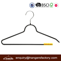 PVC Coated open ended clothes hanger