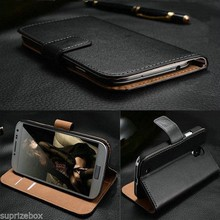 Hot selling Wholesale China Cell Phone Accessories Stand Genuine Leather Flip Cover for Nokia Lumia 930 Case