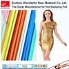 2015 popular washable textile hot stamping foil