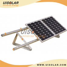 flexible solar panel mounting system for roof mounting