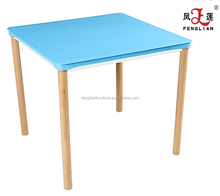 2016 hot sale new modern design pp plastic table wholesale price plastic dinning tables and chairs