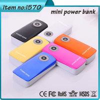 portable power bank charger 5000mah 5000 mah External mobile power bank