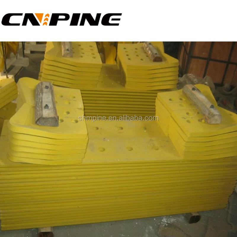 Экскаватор-бульдозер ходовой части D6 Бокорезы 4T4435 конце бит track pad