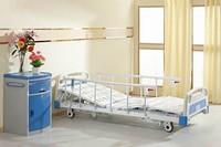 FDA CE three motors electrical super low hospital bed