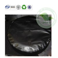 PVC coated fabric spare car tire cover protector wholesale
