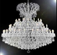 Large crystal zhongshan lighting wedding decoration