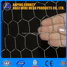 Gabion basket ( Galvanized or PVC coated ) From Anping County