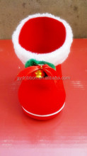 Boots For Christmas Manufacturer Wholesaler from Yiwu Market for Christmas Gift