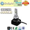 LED Head Light Head lamp KIT 9005/9006 6000K