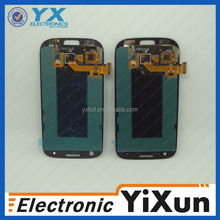 Full Front Glass Touch Screen + LCD Digitizer Assembly + Frame for Samsung Galaxy S3 i9300 i9305 i747 i535 T999
