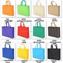 Durable eco friendly non-woven bag,Clear PVC Plastic Bag