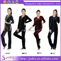 Sports sexy plus size velour tracksuits,Woman tracksuit 2015,Womans new hooded hoodies