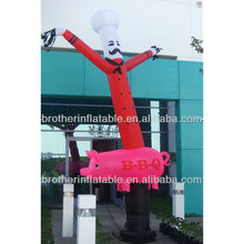 World Cup 2014 Sky Guy Inflatable Model