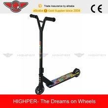Stunt Pro Scooter, Push Scooter for Adult, Pedal Scooter (HP-SS03)