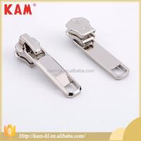 Garments decoration custom metal novelty zipper pulls