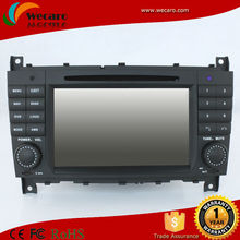Best Ben z Car Radio For Panasonic Car Dvd Player With GPS,3G Wifi Navigation,ipod,stereo,radio,usb,BT