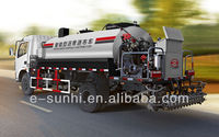 bitumen road emulsion spraying truck