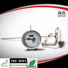 Termómetro del termómetro de carne formeasuring