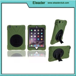 2 in 1 Hybrid Shockproof Kickstand Case For iPad Mini 1/2/3
