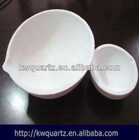 high purity Quartz Smelting Dish Jewellery Casting Tools