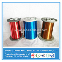 China Manufacturing 0.51mm AWG 24 Enameled Electrical Aluminum Wire