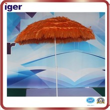 2015 new design popular zain beach umbrella made in china