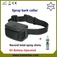 big dog Spray no bark control collar