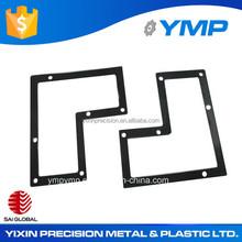 Aluminum sheet metal bending works, Custom made metal sheet bending part