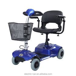 2015 High quality and new design 4 wheels disabled electric vehicle