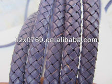 Round coloured leather cord for Bangles