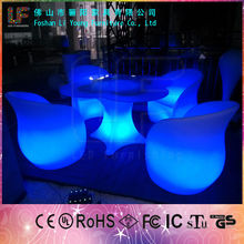 2014 New product high quality waterproof led chair LGL55-S