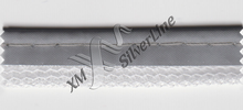 reflective tape XM-6032 100%Polyester Reflective Piping similar to 3m reflective tape for clothing and workwear (CG)