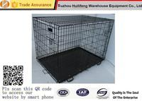 foldable Wire Mesh Dog Cage