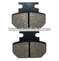 excellent braking ability for 300cc go karts brake pads