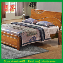 Promotional new furniture product China supplier carved exotic bedroom furniture (XFW-626)