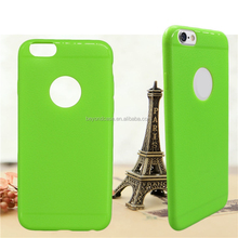 Supply all kinds of 3d tpu TPU transparent plastic mobile phone case for Iphone 6