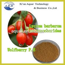 Natural health supplements goji polysaccharide 30% Active Lycium Extract