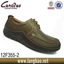 califican los zapatos de vestir de cuero de los hombres