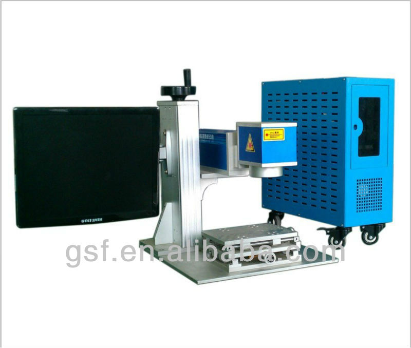 engraving machine for plastic tags