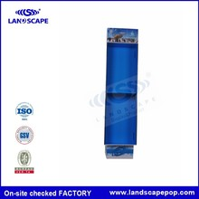 cosmetic display stand/pop up display 2 pockets for Promotion