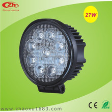 2015 new products off-road 27w led auto lamp made in China