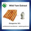 100% природных дикий ям выдержка/дикий ям порошок выдержки/дикий ямс экстракт корня порошок