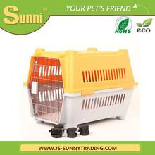 New design fashion pet transport box pet cages for dog