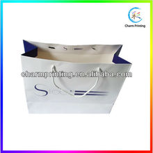 white popular wholesale cheap paper bags
