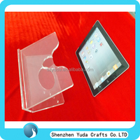 Welcome to buy factory laptop stand,display rack for single tablet