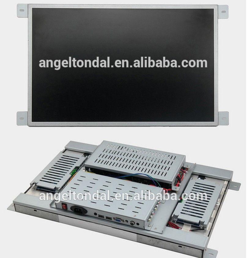 32 Inch Open Frame Lcd Screen/touch Screen Open Frame Monitor Kiosk ...